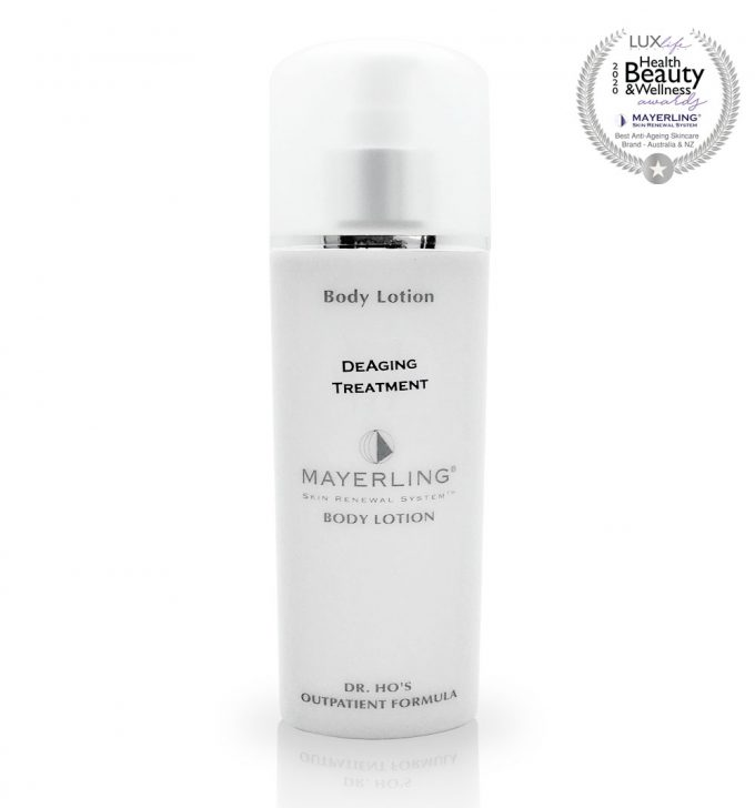 De-Ageing Body Treatment 220ml image by Mayerling Skincare