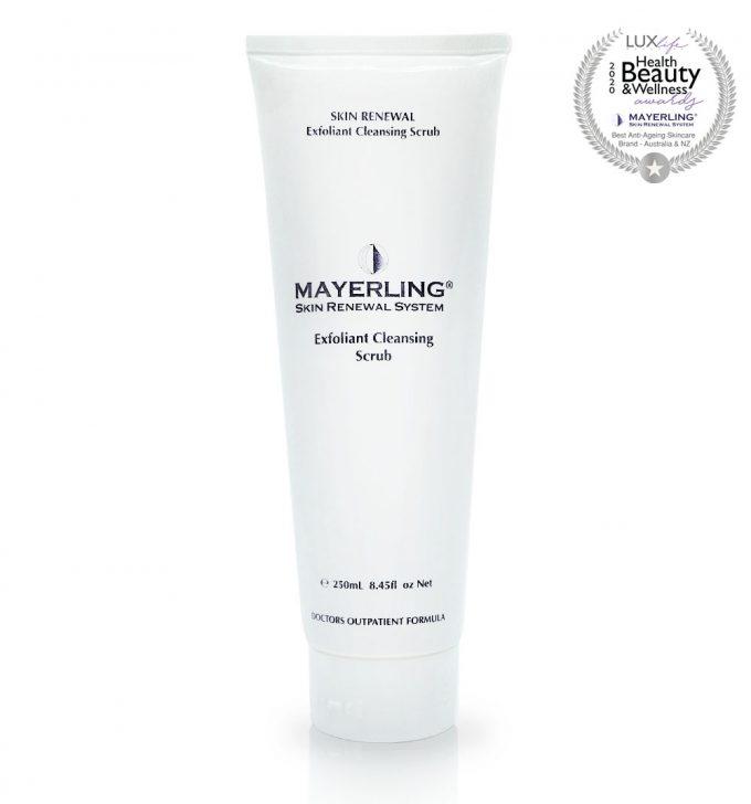 Exfoliant Cleansing Scrub- Mayerling Skincare