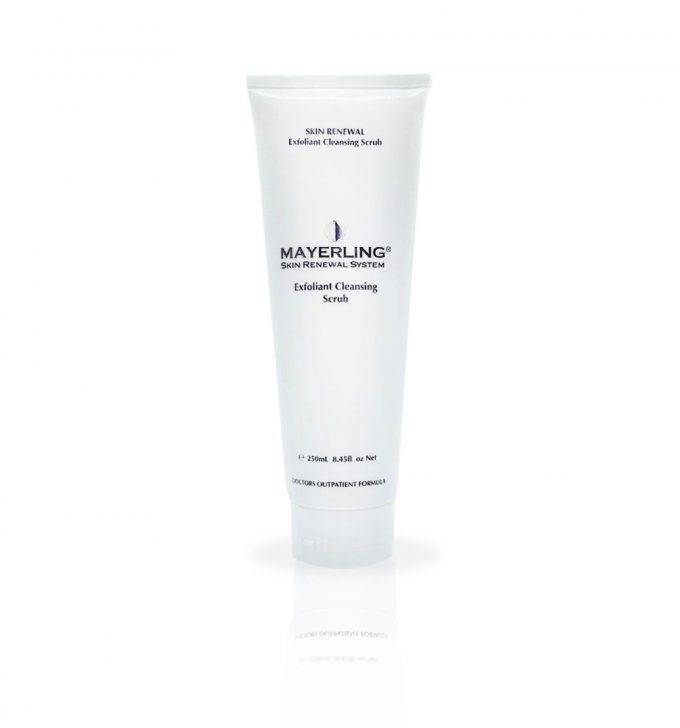 Exfolient Cleansing Scrub - Mayerling Skincare