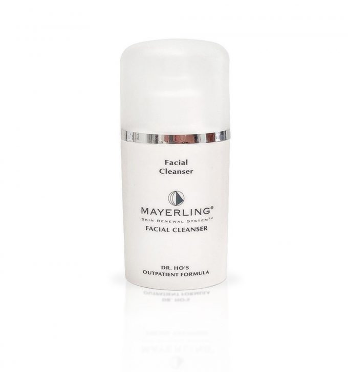 Face Cream Cleanser - Mayerling Skincare