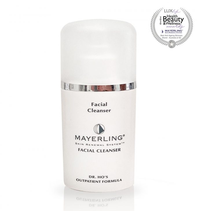 Facial Cream Cleanser - Mayerling Skincare