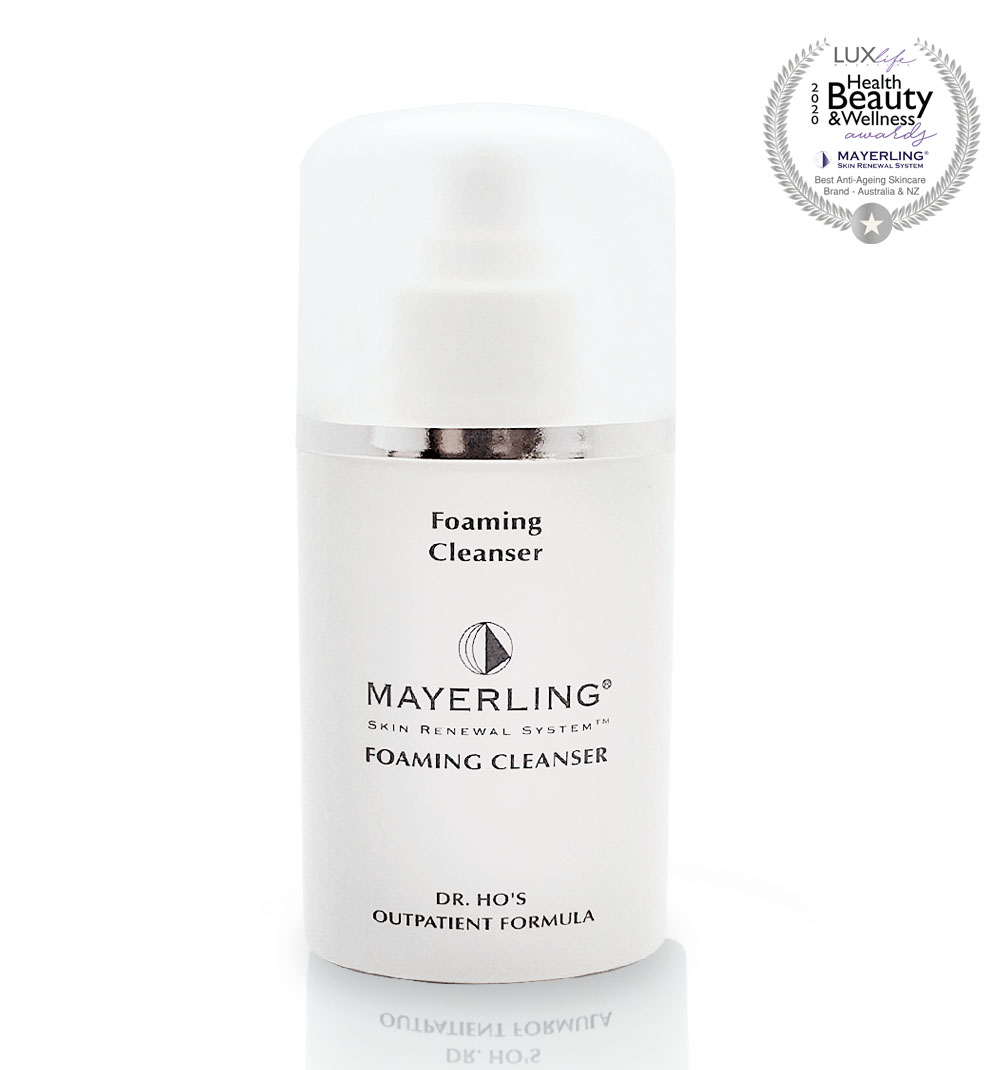 Foaming Facial Cleanser- Mayerling Skincare