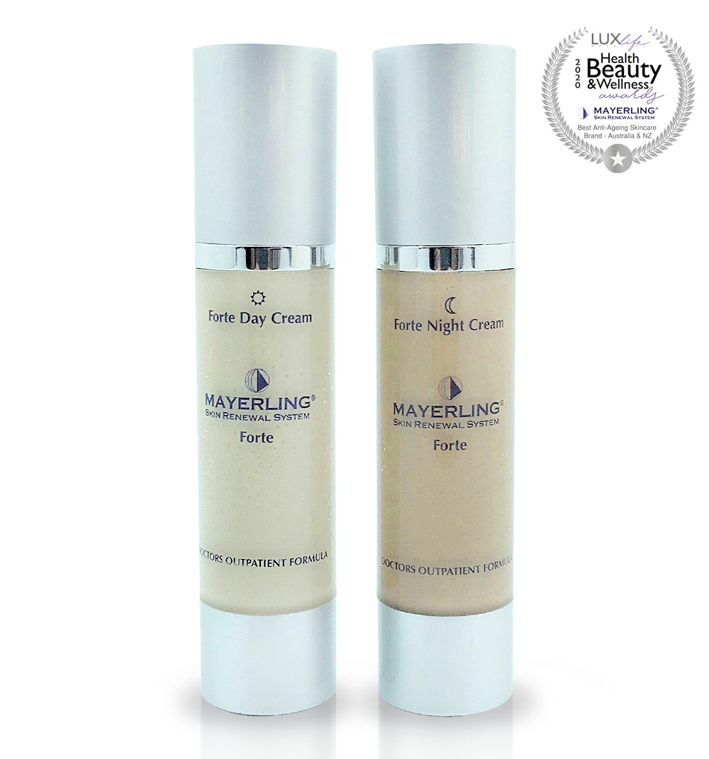 Forte Day and Night Cream - Mayerling Skincare