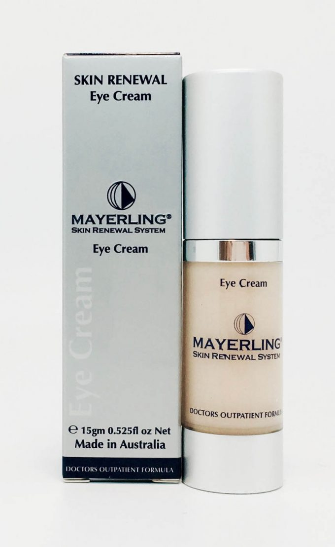 Eye Cream - Mayerling Skincare