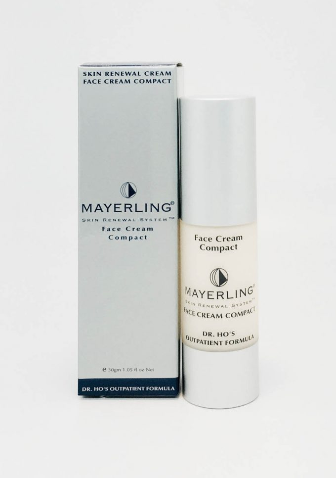 Face Cream Compact - Mayerling Skincare