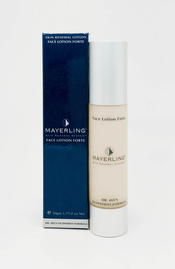 Face Lotion Forte - Mayerling Skincare