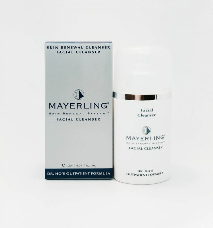 Facial Cream Cleanser 120ml product image by Mayerling Skin Renewal System