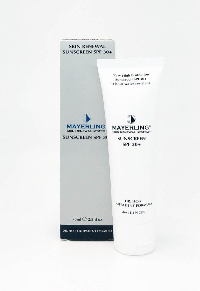 Sunscreen - Mayerling Skincare