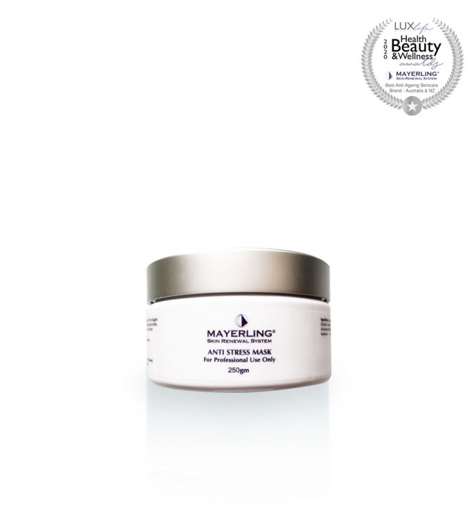 Anti Stress Face Mask - Mayerling Skincare