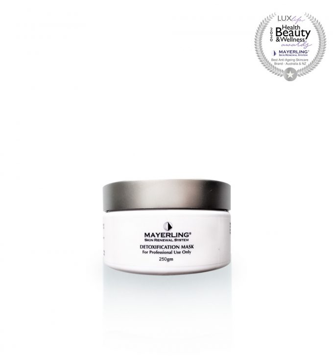 Detox Clay Mask - Mayerling Skincare