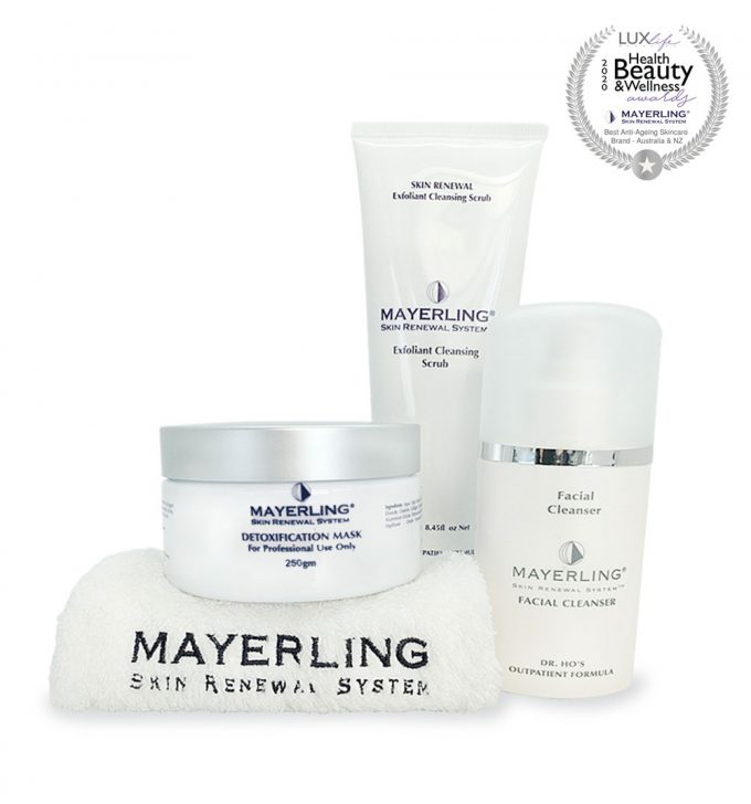 Winter Skincare Pamper Pack - Mayerling Skincare