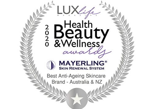 Mayerling Skin Renewal System Awarded as Best Anti-Ageing Skincare Brand Image