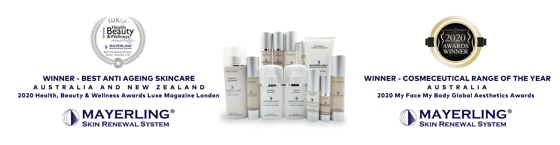 Best Anti Ageing Skincare Australia - Mayerling Skincare