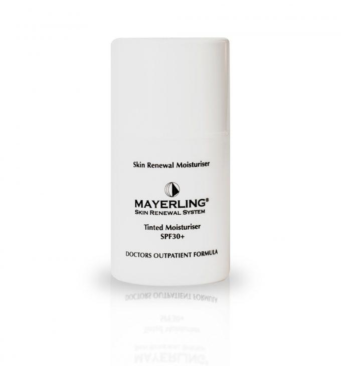 Tinted SPF Moisturiser - Mayerling Skincare